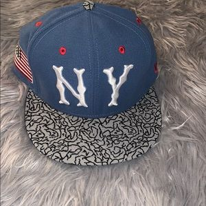 New Era New York adjustable hat
